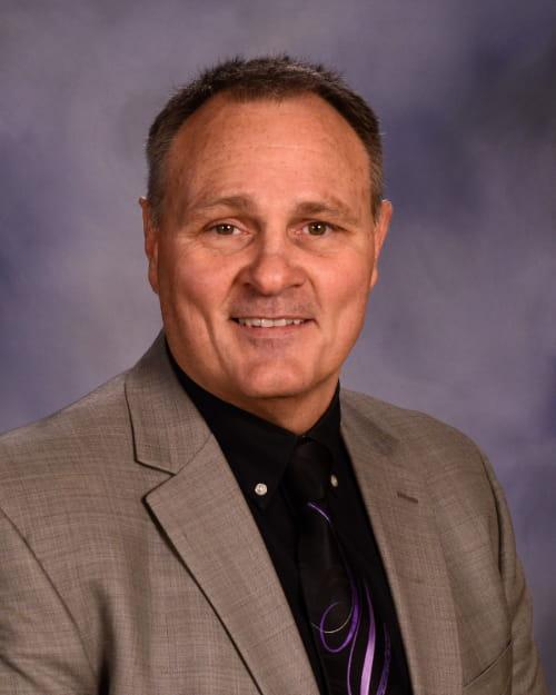 Science Focus Program Principal, Kurt Glathar